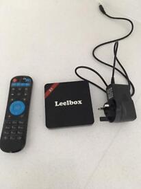 Leelbox TV box android player