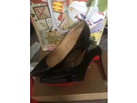 christian louboutin size 5 bought in october 16
