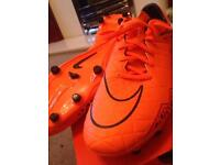 New with the box Nike hypervenom phellon fg ll size 10 only £15