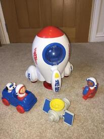 Tinkers Space Adventure Playset