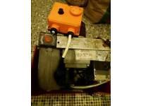 burner for an oil boiler