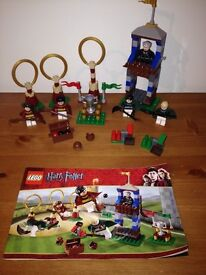 Harry Potter Lego- quid ditch match 4737