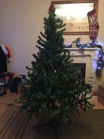 5.5ft Christmas tree
