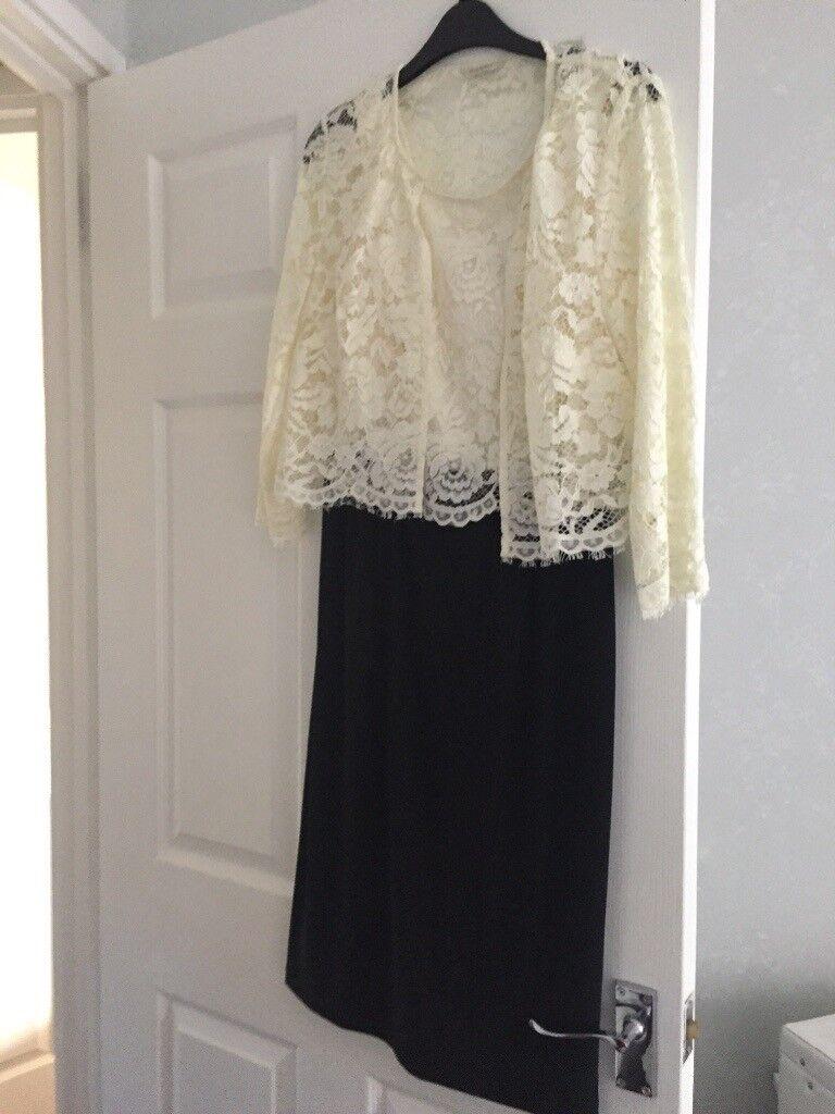 1620b100fc6 Kaliko dress with lace jacket | in Aberdeen | Gumtree
