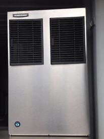 Commercial Hoshizaki Ice Flaker / Crushed Ice / Ice Machine 300kg per 24 Hours