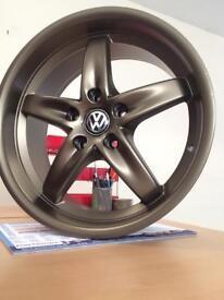 Vw T5 transporter alloy wheels