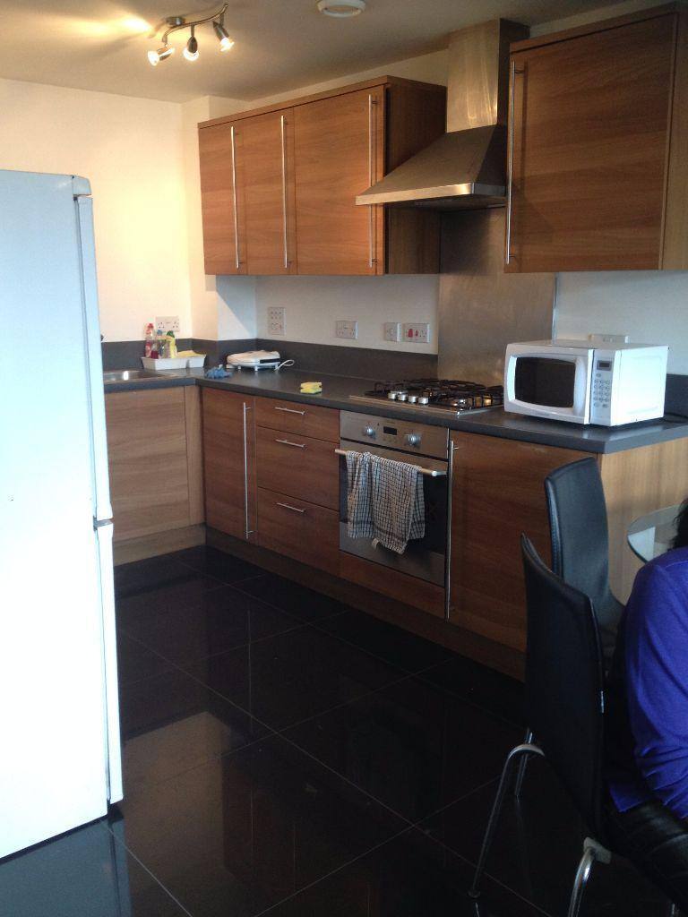 MODERN 2 BED FLAT TO RENT IN GOODMAYES! 2 BATHROOMS, FULLY FURNISHED £1250 (INCLUDING COUNCIL TAX)