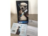 STAR WARS Obi Wan Kenobi Sergei Compare the Meerkat