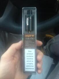 E cig brand new unwanted gift