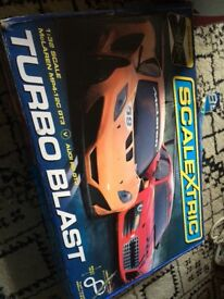 Scalextric Turbo Blast 1:32