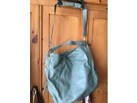 Handbag in green colour