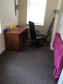 Two bedrooms in shared house