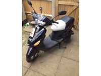 Direct Bikes 50cc Sport Scooter