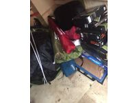 Huge lot of camping gear!