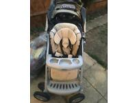 Graco Travel System/ Buggie and accessories
