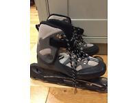 Rossignol inline skates roller skates EUR 40 26cm