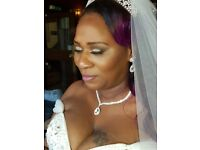 Make up artist for Bridal, Party makeup & Special Occasions North london based black makeup artist
