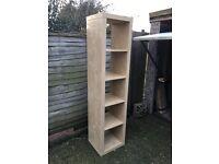 Ikea Kallax Single Bookcase