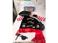 Pirate Children's dressing up set - Melissa and Doug age 3-6