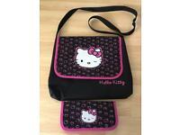 Hello Kitty bag and purse