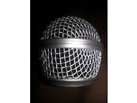 Replacement Ball Head Mesh Microphone Grille for Shure SM58 Beta58 Beta58a C