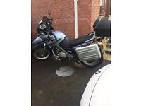BMW 650 GS Motorbike