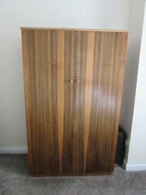 Morriswood double wardrobe