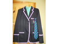 Mount Lourdes Enniskillen School uniform