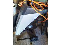 Titan TTB353SHR 2500W 80kg/hr Electric Garden Shredder 230-240V - used very little