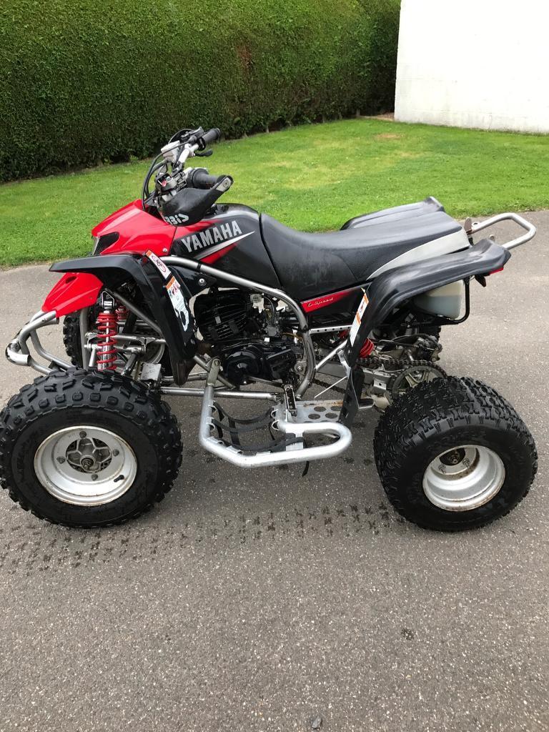 Yamaha blaster 2006 200cc quad