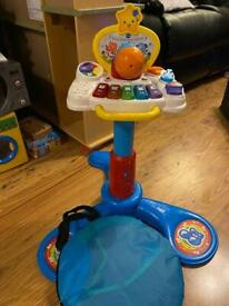 Vtech sit to stand baby toy