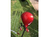 Nike 2.0 vrs Covert golf driver