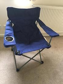 Camping chairs X2