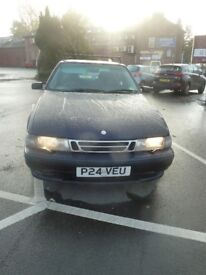 Sought-after 1997 Saab Anniversary 2.3T. MOT till late Feb 2019. 2 owners
