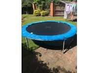 8ft Trampoline , no net or bars , good condition
