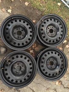 4 roues 18 pouces 5x114.3