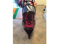 Phil & Teds Dot Buggy with Inline Double Kit