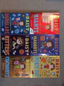 Daisy Books by Kes Gray