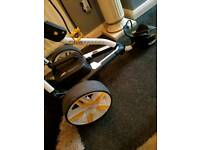 Powercaddy fw5 plug n play electric golf trolley