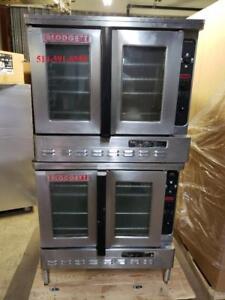 Blodgett Four a Convection au GAZ Bakery Oven GAS DUAL FLOW DFG-200