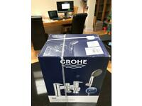 Grohe bath and shower mixer brand new rrp 200