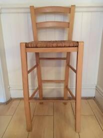 Bar stools John Lewis x4 Very good condition