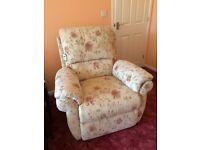 Recliner chair (electric) Aldiss £225