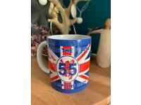 🎁 Personalised football mugs In box rangers, Celtic , Motherwell Patrick thistle £6