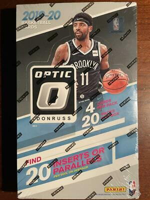 2019 Panini Donruss Optic Factory Sealed Basketball Tmall Box
