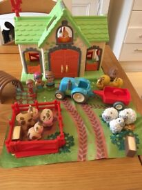 Happy land farm with extras