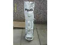 """PING"" CART BAG"