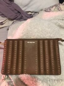 Brand new Micheal kors large wristlet