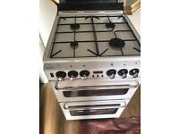 New world gas Cooker 55cm wide