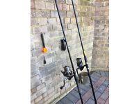 Fishing Spod and Marker Setup